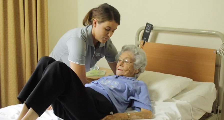 Manual Handling Aged Amp Community Care Services Smart